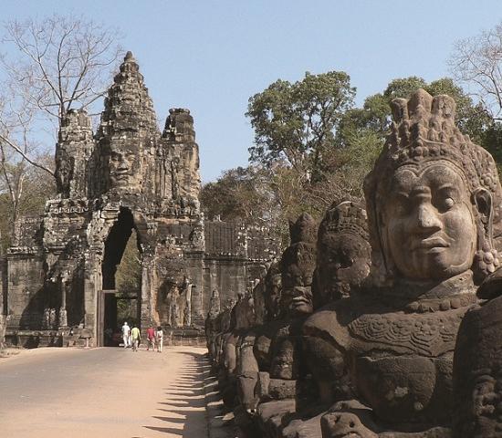 Siem Reap – Battambang 5 Days Photos
