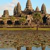 Main Complex At Angkor Wat