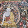 An Illustration Of Sakyamunis Temptation