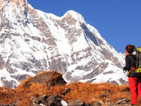 Annapurna Circuit 18 Days