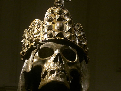 An Ornament Of The Sarcophagus Of Emperor Charles VI