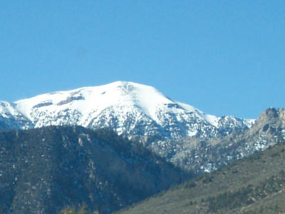 Another View Of Mount Charleston