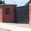 Old Gate Entrance To Villa Grimaldi
