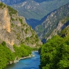 Aoos River - Konista - Greece
