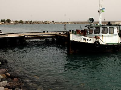 A Port In Obock