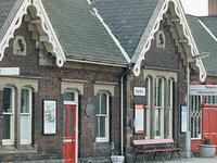Appleby Rail Station