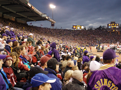 South Stands Of Husky Stadium