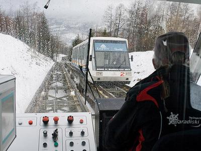 Arc En Ciel Funicular Railway