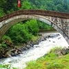 Arch Bridge Camlihemsin
