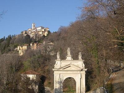 Arch Of Saint Ambrogio