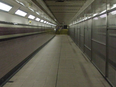 Arsenal Station Passageway
