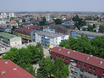A Town Area Of Gradika