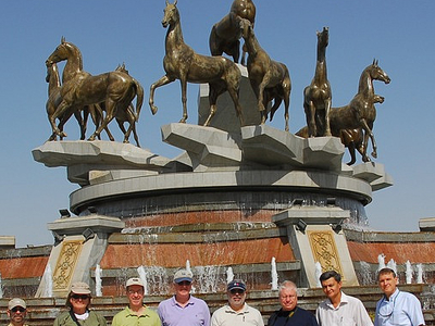 A Trip To Ashgabat - Turkmenistan
