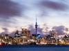 Auckland Skyline - North Island NZ