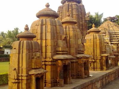 A View Of Mukteshwar Siddheshwar Temple