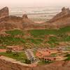 A View Over Green Mubazarrah