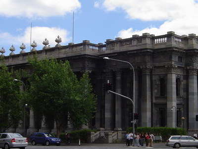 Adelaide Parliament House