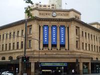 Adelaide Railway Station