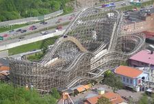 Balder Rollercoaster