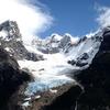 Balmaceda Glacier In Chile Patagonia
