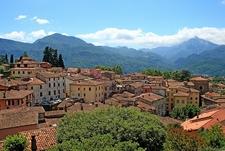 Barga Historic Centre - Tuscany