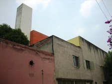 Street View Of The Casa Barragán