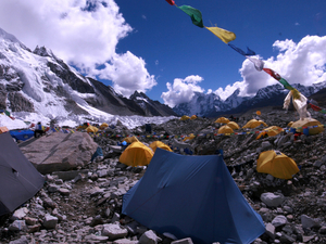 Everest South Face Expedition 2014 Photos