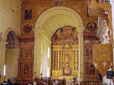 Basilica Interiors
