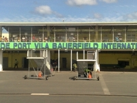 Bauerfield aeropuerto internacional