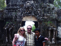Tour in Siem Reap Angkor Wat