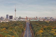 Berlin Mitte Skyline