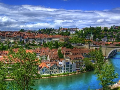 Bern Overview - Switzerland