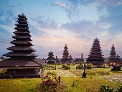 Besakih Complex - Bali