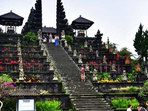 Besakih Mother Temple Tour & The Royal Court of Justice - Bali Photos