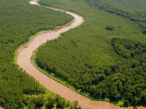 Big River Muddy