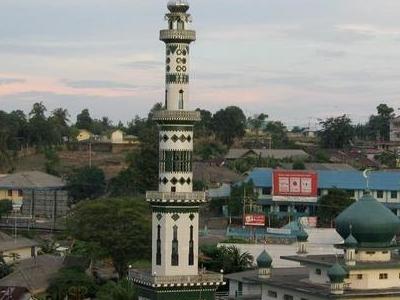 Bintan  View Mosque