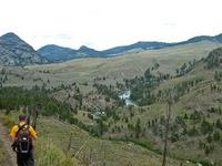 Blacktail Deer Creek - Yellowstone River Trail