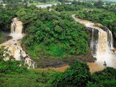 Blue Nile Falls ET South Gonder