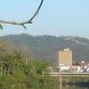 Blumenau And The Itaja Au River