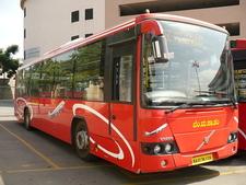 BMTC's Volvo Buses