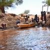 Boat Landing - Omo River - Ethiopia
