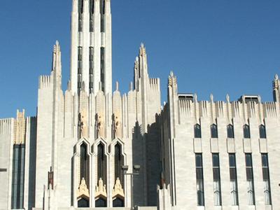 Boston Avenue Methodist