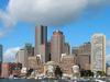 Boston Downtown Skyline