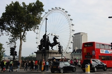 Boudicca And The London Eye
