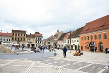 Brasov Main Council Square