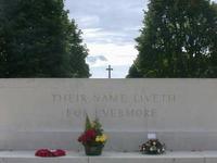 Bretteville-sur-Laize Canadian War Cemetery