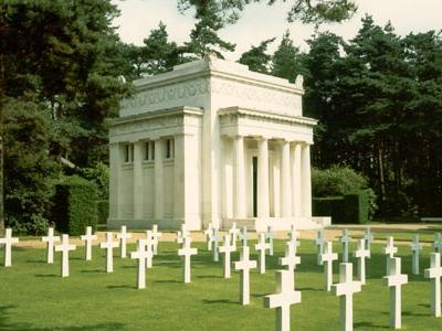 Brookwood  American  Cemetery And  Memorial