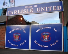 Brunton Park Welcome