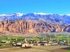 Buddha Hillside - Bamiyan Valley
