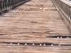 Bailey Bridge Over The Coppename River At Bitagron